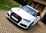 Limuzyna Audi A7 na ślub, wesele