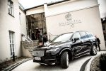 Luksusowe Volvo SUV na ślub, wesele