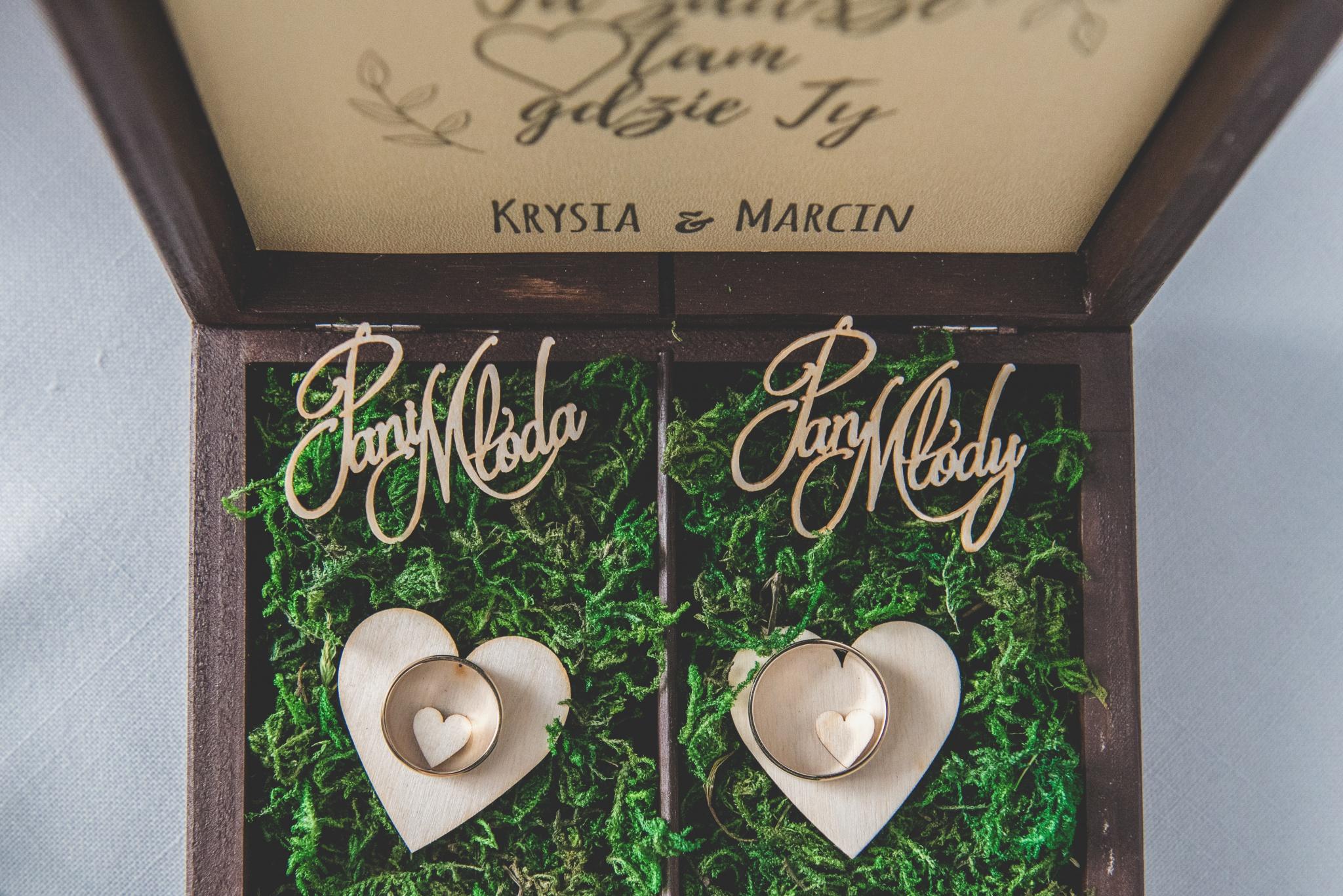 Krysia & Marcin